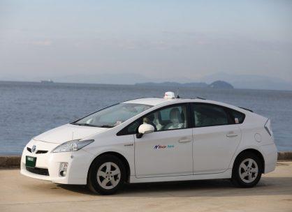 Compact Sedan 小型タクシー